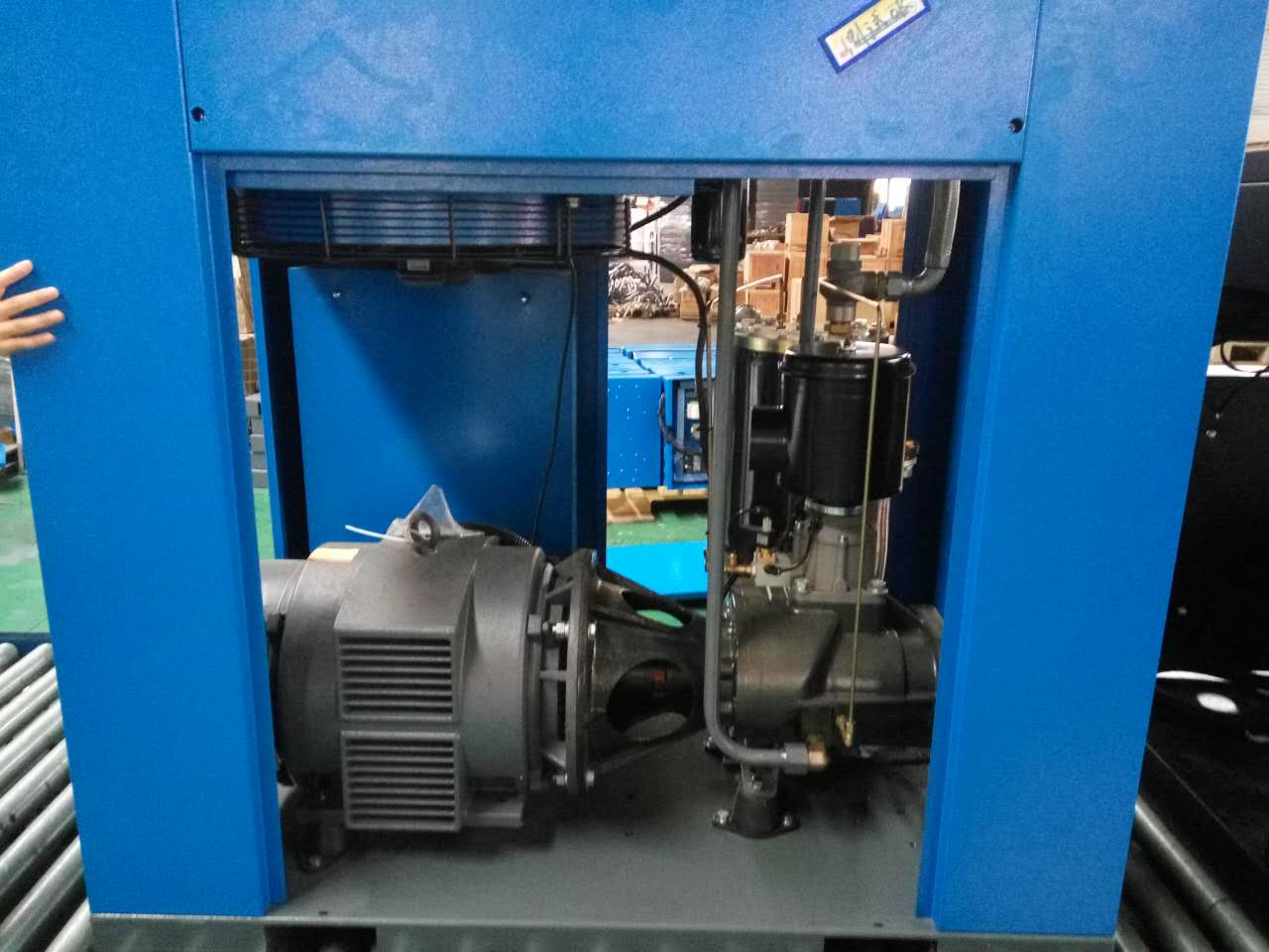 37kw acrew air compressor