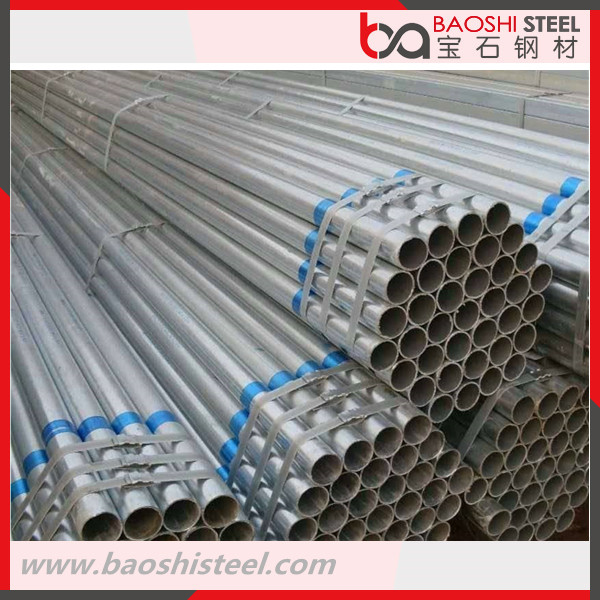 Galvanized Steel Tube/Galvanized Steel pipe/Galvanized Welded Steel Pipe