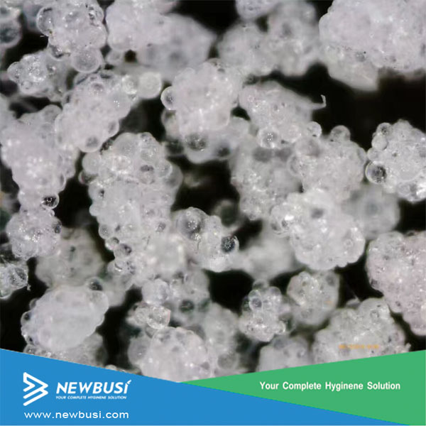 sap manufacturer super absorbent polymer for baby diapers raw material