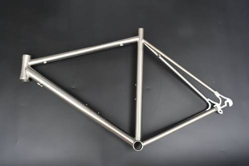 Customize titanium alloy bicycle frame