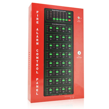 12-32 zone fire alarm control panel for fire fighting