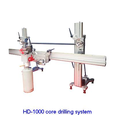 Core Drilling Machine HD-1000