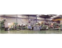 Tarpauline T-dies Coating Extruder Machine