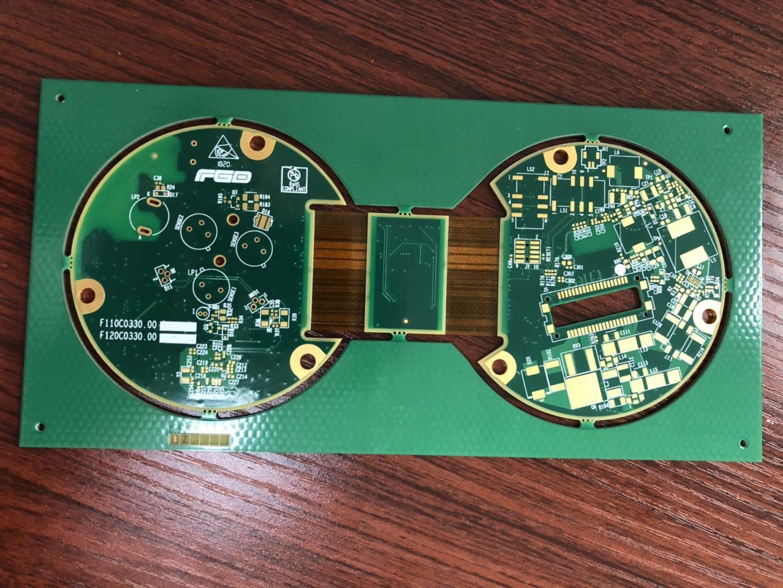 multiple rigid-flrx PCB PCBA