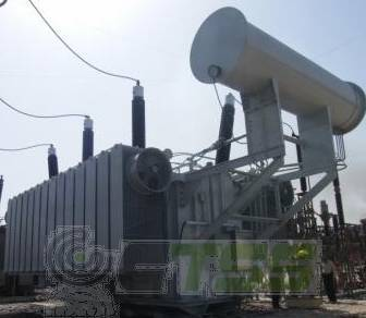 230kV Oil Immersed Three Phases Power Transformer