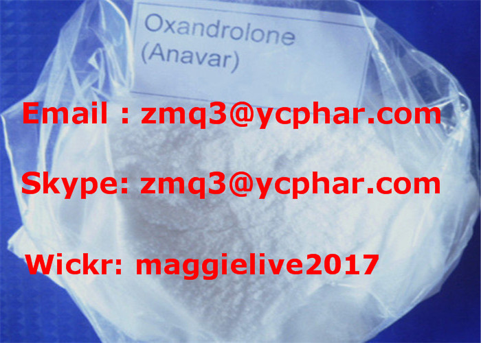 Healthy Medicine Oral Anabolic Steroids Powder Oxand Oxandrolone Anavar