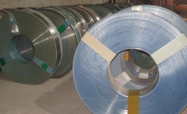 prime hot dipped galvanized steel strip/GI strip
