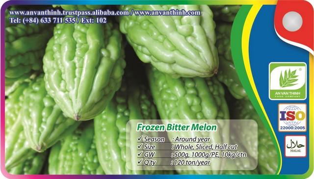 Frozen Bitter Melon