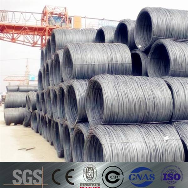 steel rebar&deformed bar & steel wire rod