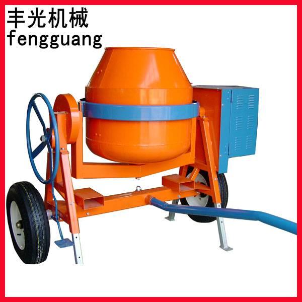 300L concrete mixer