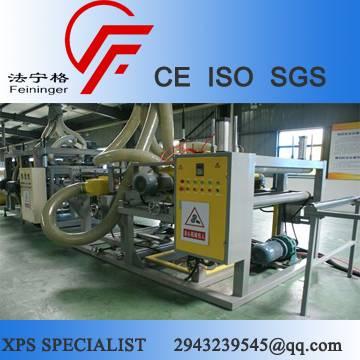 Surface Grooving Machine of XPS Foam Board