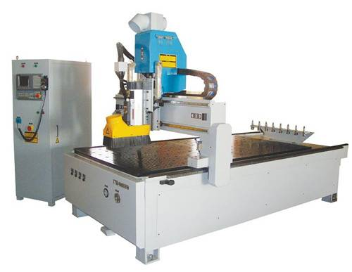 New star!!! GF- 2030 -ACT Automatic tool change machining centers