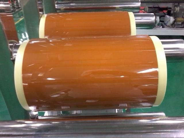 Single-side flexible copper clad lamintes for FPC