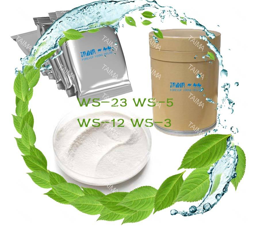 Cooling Agent Powder Ws-23 Food Additive