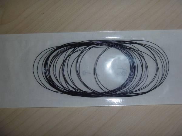 High Quality Nylon Suture USP2/0 Thread