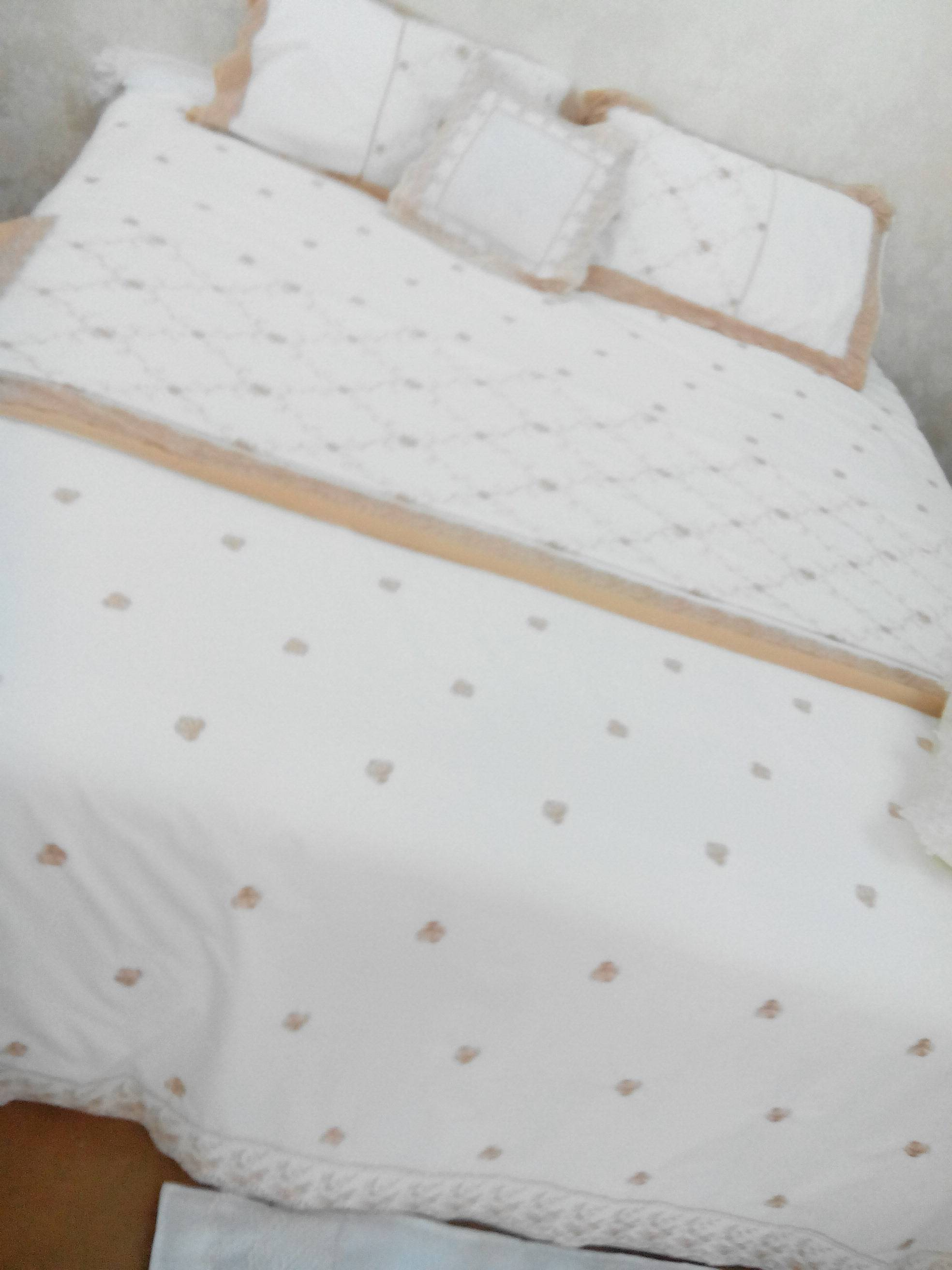 bedding set embroidered bed sheet embroidery bed cover pillow case