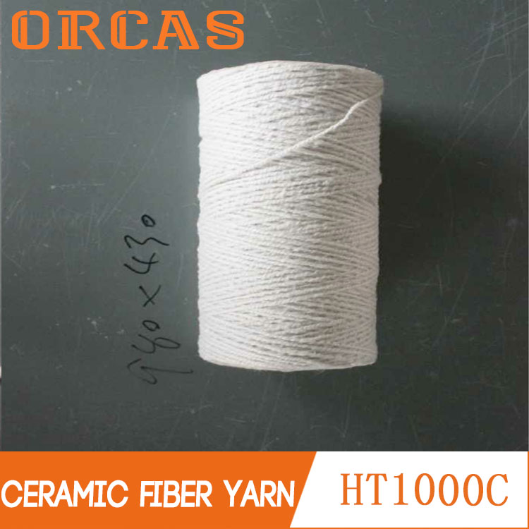 Wholesale list of ceramic materials ceramic fiber yarn