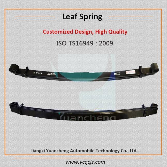 Heavy Duty Truck Leaf Spring, Taper Leaf Spring, Parabolic Leaf Spring
