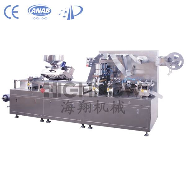 DPP-250G  Fully Automatic Blister Packing Machine
