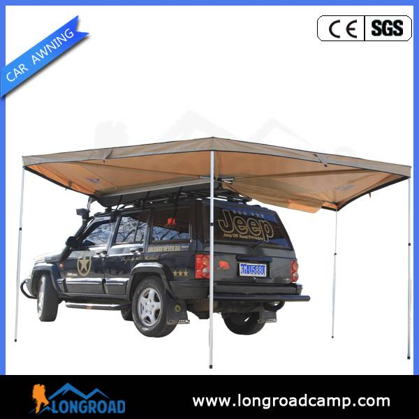 Car Fox Wing Awning