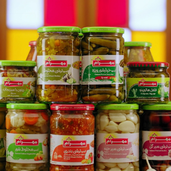 All Kinds of Pickles (Hot, Sour, .)