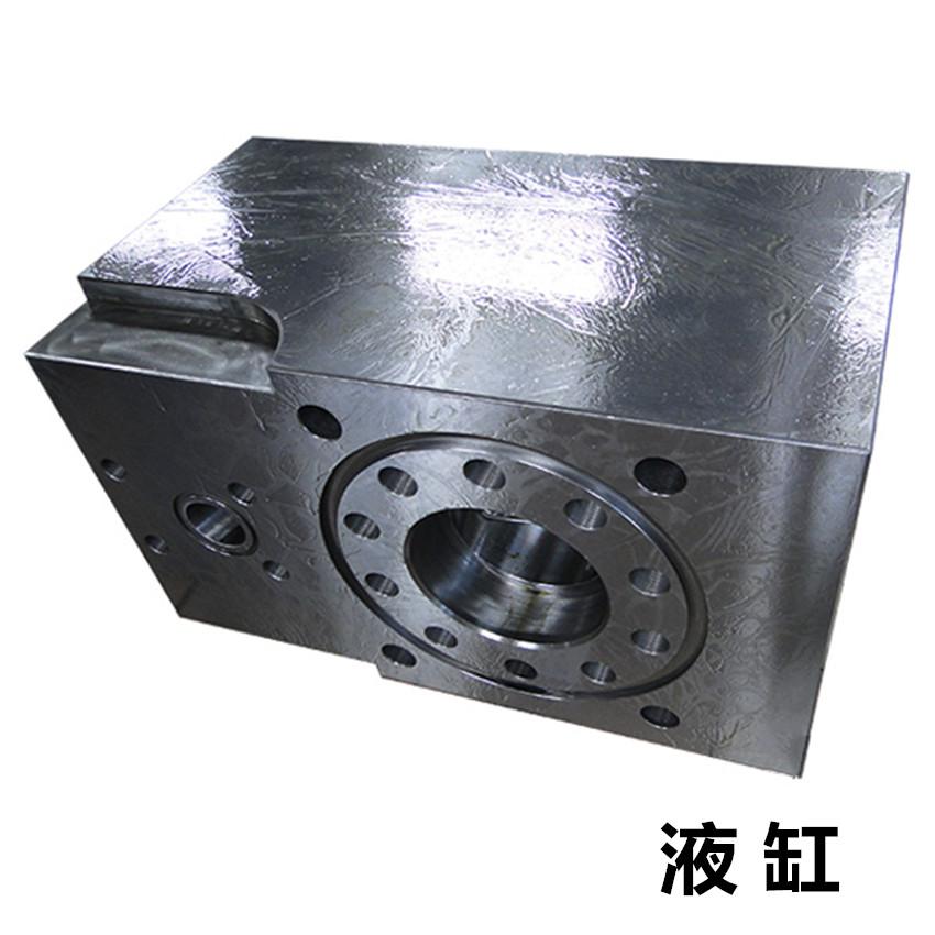 API F800/1000/1300 drilling Mud Pump fluid end module
