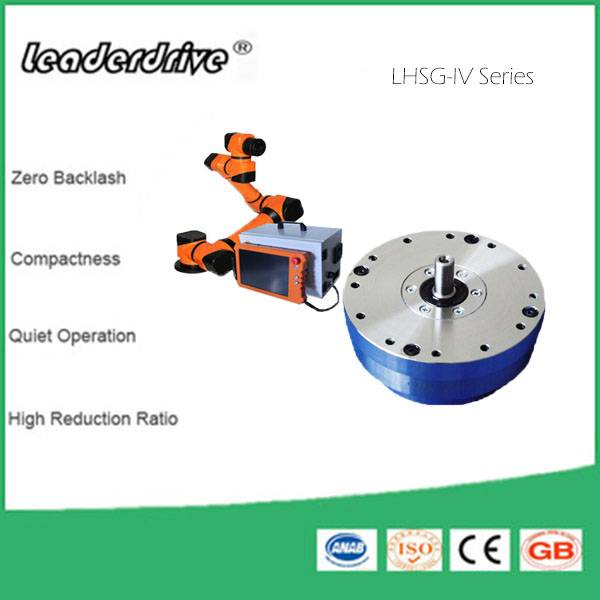Harmonic Gear Drive Speed Reducer with High Torque Light Weight Easy Installation