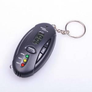 Portable Digital Breathalyzer digital alcohol tester breath alcohol tester