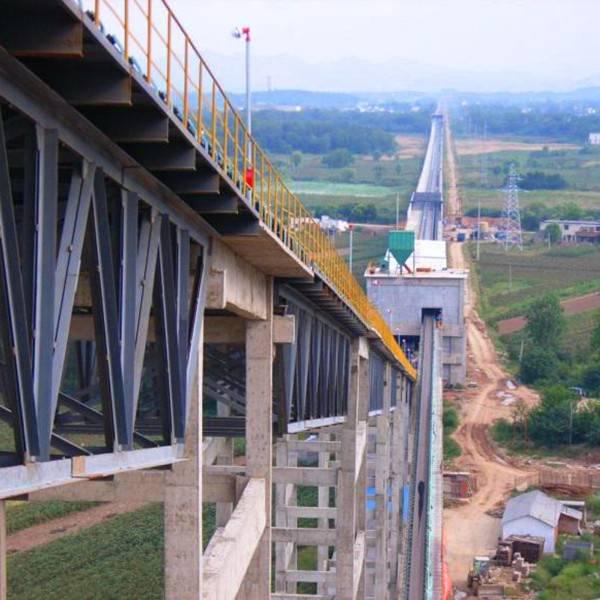 Belt Conveyor/Conveyor System for Bulk material handling