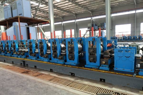 114 pipe making machine