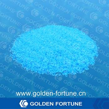 Swimming Pool Chemicals Algaecide Copper Sulphate Factory Price