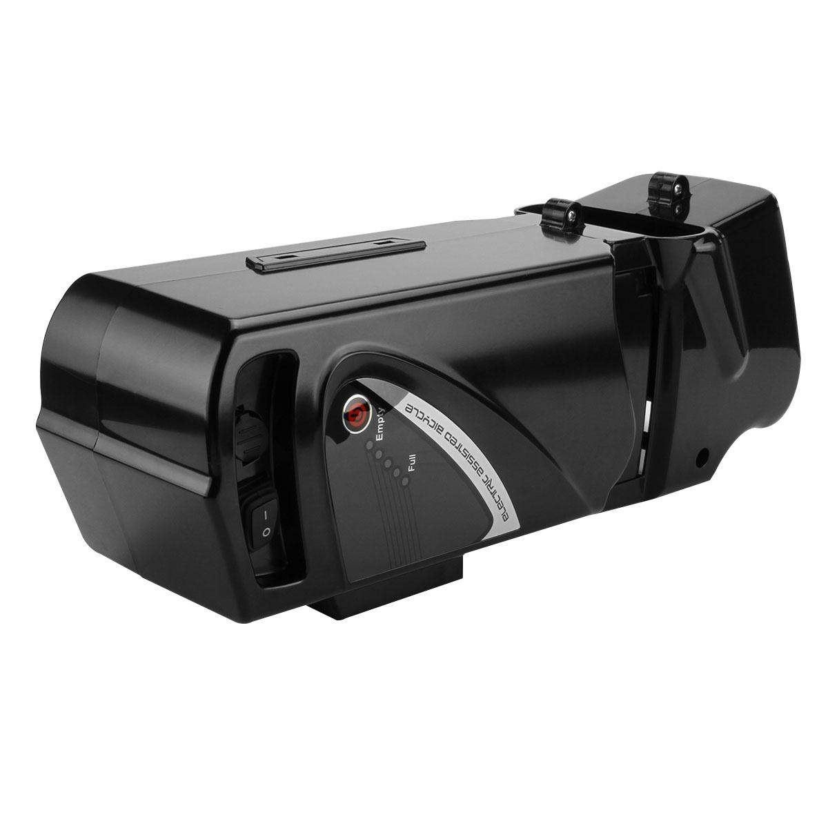 48V 10.2Ah E-bike Battery with Panasonic NCR18650B cell