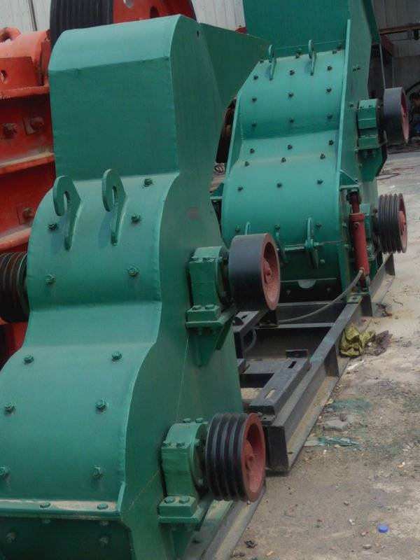 double-stage crusher