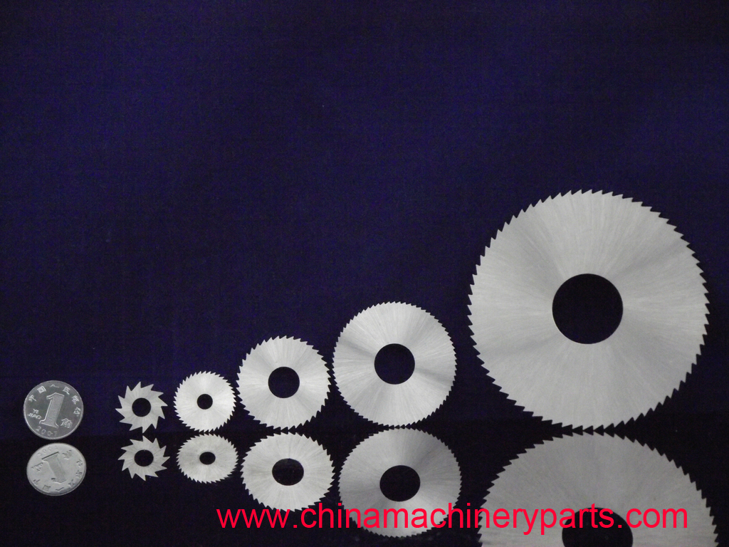 small circular saw blade and mini blades package for cutting metal