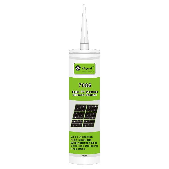 7086 Solar PV Modules Silicone Sealant