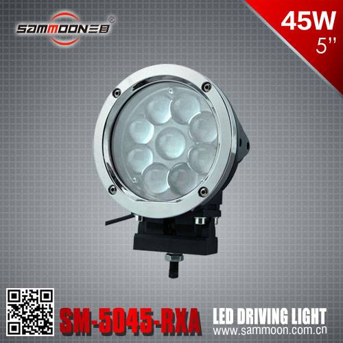 5 Inch 45W cree Round LED Driving Light