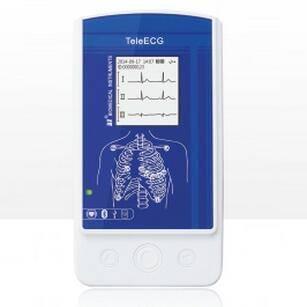 PC ECG EKG PC Based ECG EKG TeleECG-12A