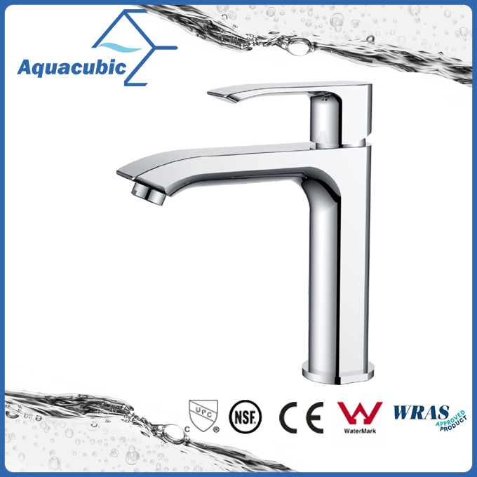 Bathroom bestselling brass basin single handle faucet (AF1193-6)