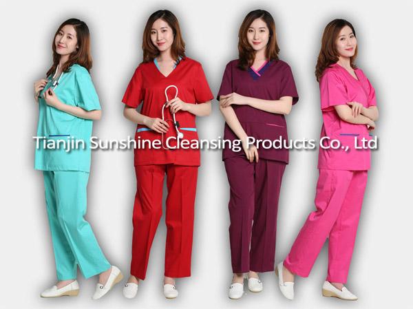 Medical Scrub Uniforms