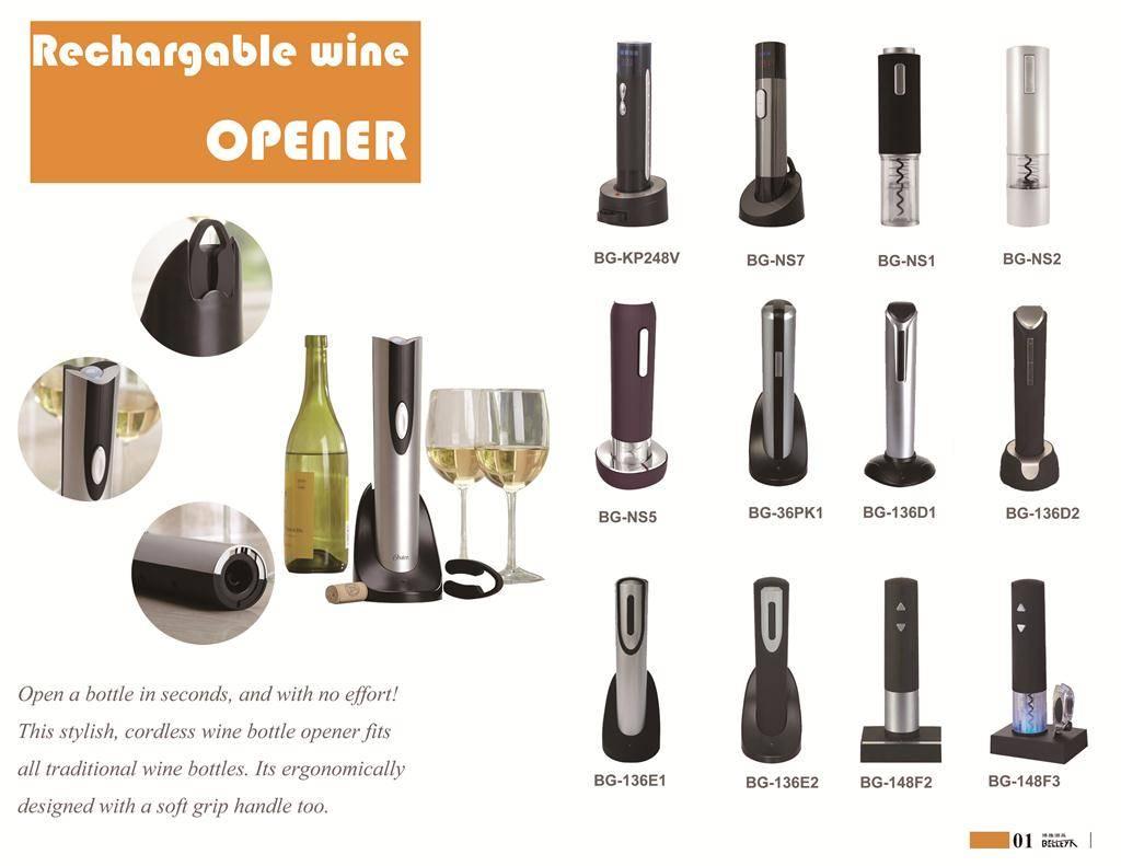 wine opener, wine corkscrew, wine bottle opener