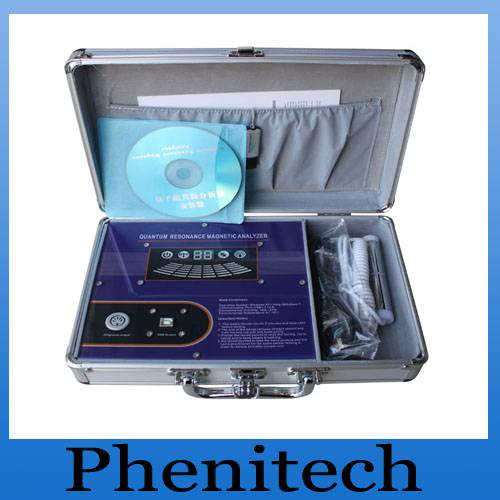 36 reports Portable Quantum  magnetic analyzer(OEM for language and size)