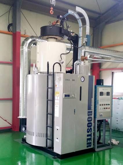 Steam boilers and Hot water boiler