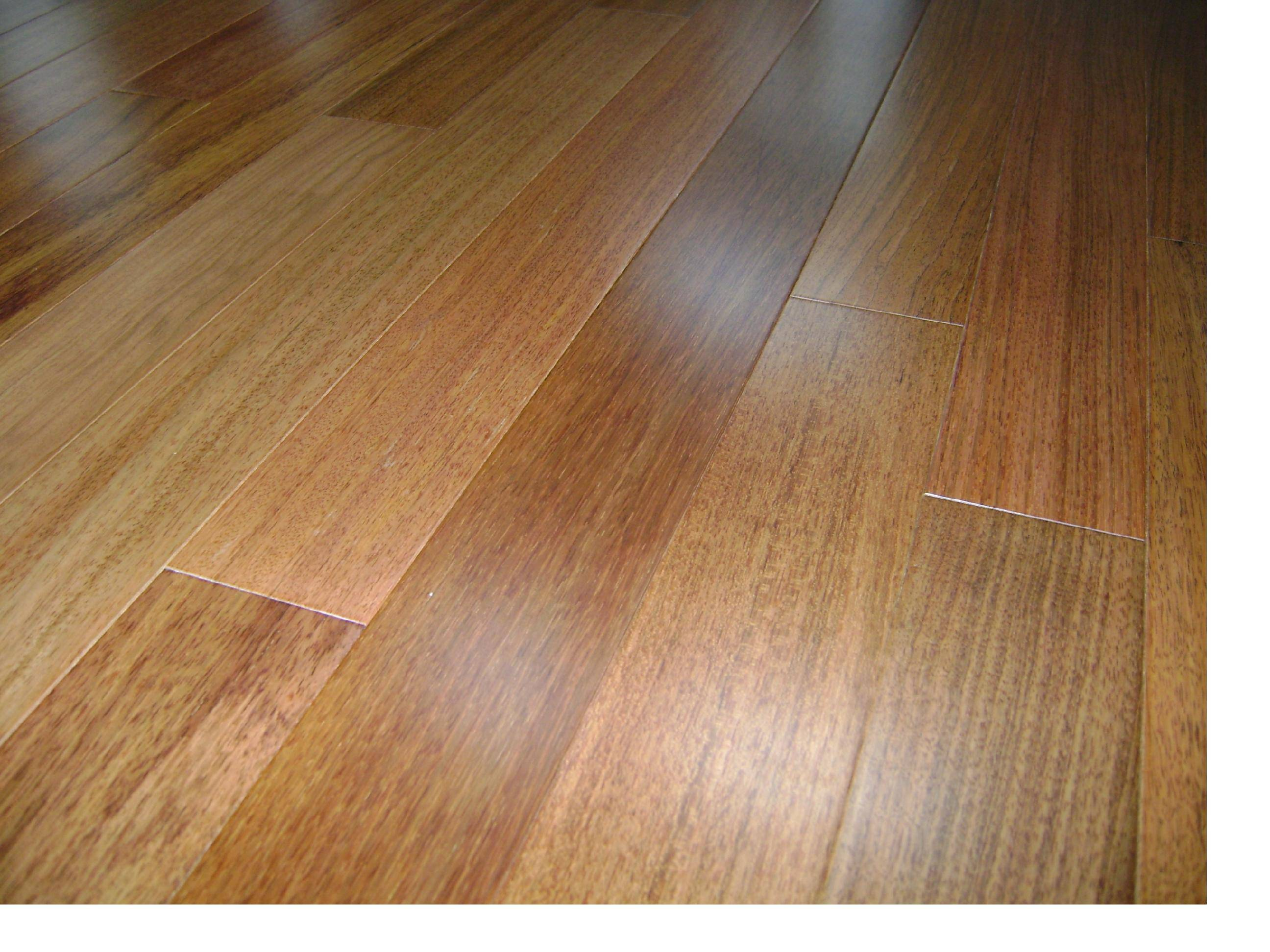 Jatoba flooring
