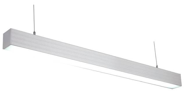 LED suspended linear light pendant light