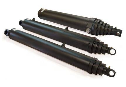 Telescopic Cylinders for dump truck