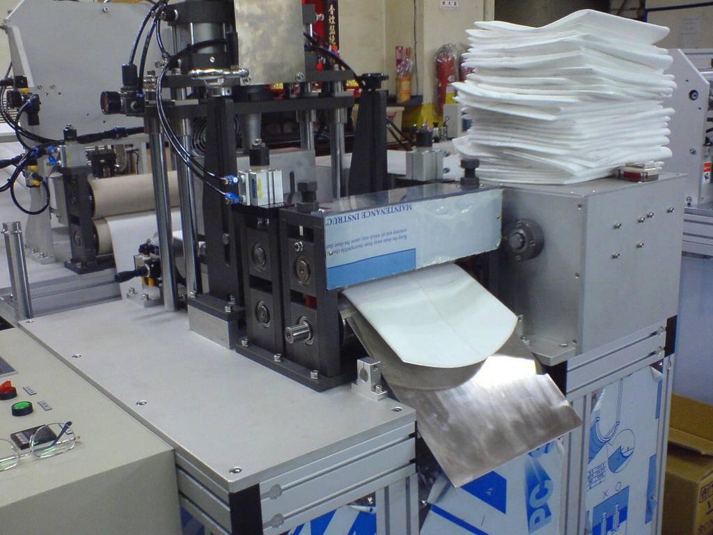 liquid filter bag production line