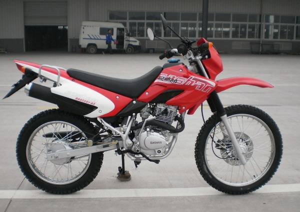 Dirt Bike,Off Road,Motorcycle (BS200GY-63)