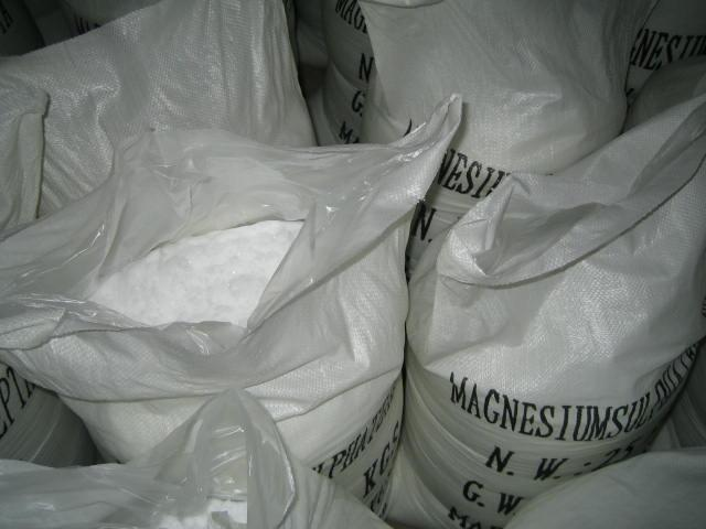 Magnesium Sulphate 10034-99-8