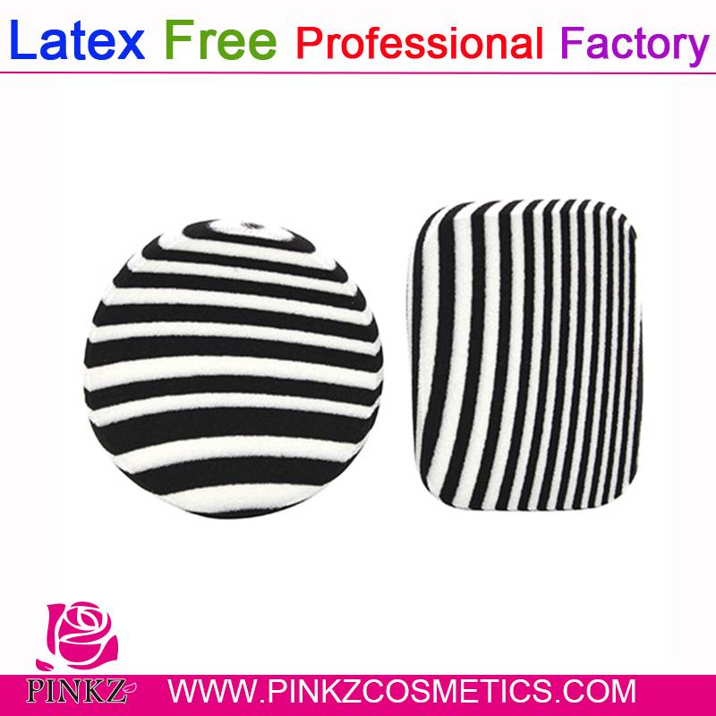 Hydrophilic Latex free makeup sponge cosmetic puff free samples