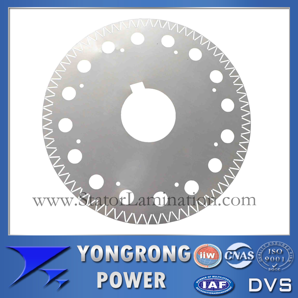 Permanent Magnet Synchronous Motor Silicon Steel Rotor Sheet